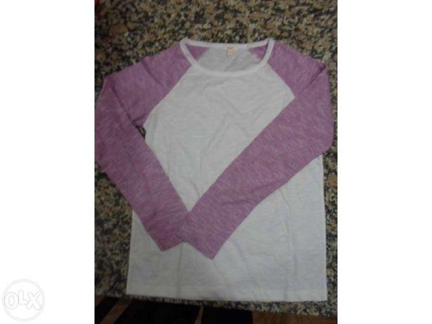 Camisola manga comprida marca Zef tamanho 12 anos