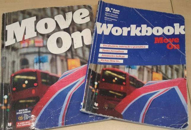 Inglês 9º ano manual + caderno actividades