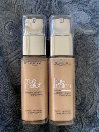 True match Loreal 4d/4W - 1,5 opakowania ok 45 ml