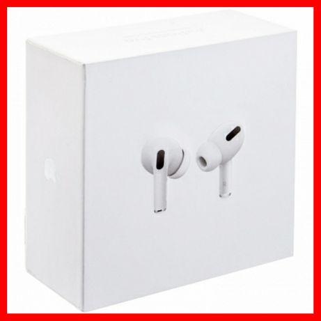 ЛУЧШАЯ ЦЕНА Apple Airpods PRO Беспроводные наушники. Кейс ORIGINAL 1:1