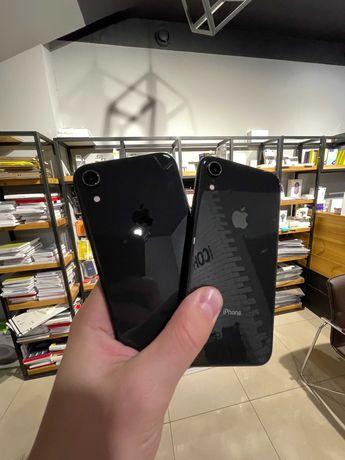Идеал iPhone Xr 64gb/128gb Black/Рассрочка/Гарантия 3 мес/ Комплект