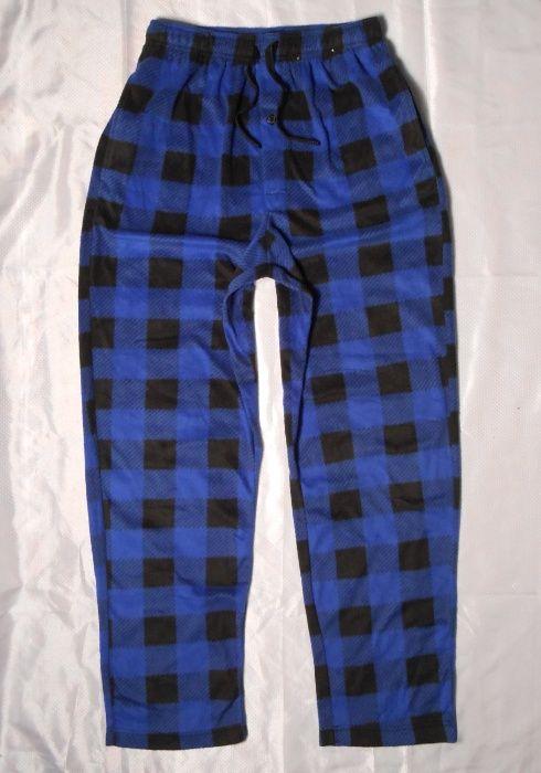М 50-52 плюшевые домашние штаны пижама для дома сна флисовые