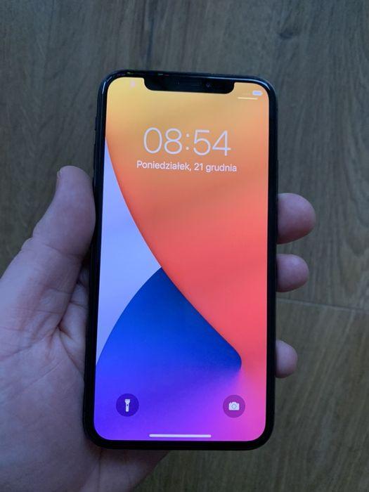 $$ Telefon Smartfon Apple iPhone X 64 GB $$ Warszawa - image 1