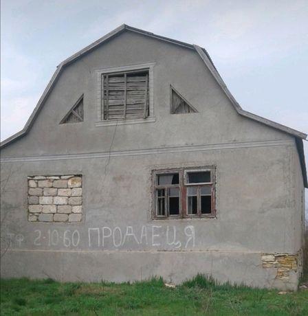 Срочно не достроенный дом