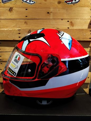 Kask AGV K-3 SV Attack `S `MS `ML `L `XL