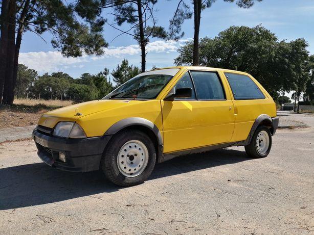 Citroën AX Piste Rouge 4x4