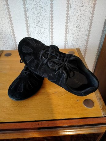 Туфли для танца мужские,джазовки