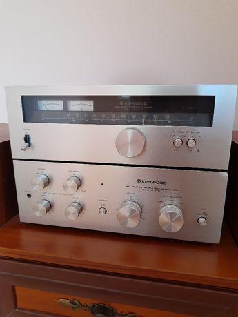 Kenwood KT-5500 AM/FM Stereo Tuner