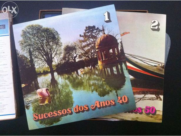 Discos Vinil - Colecções Música Portuguesa