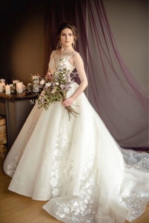 Свадебнье платья