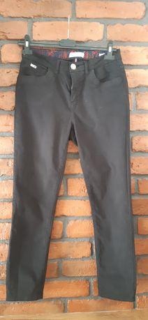 Spodnie  firmy Polo Ralph Lauren rozm.36/38z metki 36 wysoki stan.