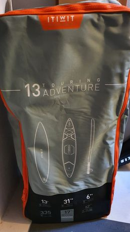 Prancha paddle itiwit 13 adventure selada