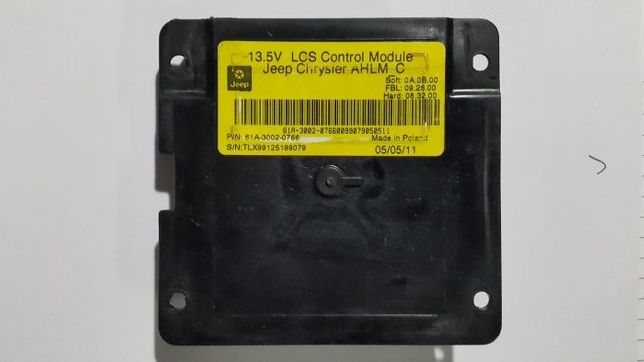 Balastro direçional LCS Jeep - 61A_3002_0766