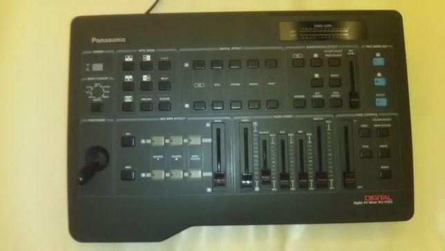 Mesa de mistura de imagem Panasonic WJ AVE5 A/v Mixer