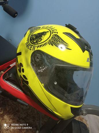 Kask motocyklowy LS2