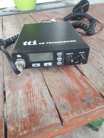 CB Radio TTI Transceiver