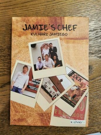 Jamie Oliver: Kucharz Jamiego [2DVD] Jamie's Chef