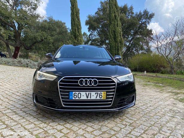 Audi A6 Avant 2.0 TDI S-LINE Aut. 190cv