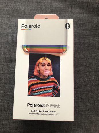 Impressora Fotográfica Portátil Polaroid Hi-Print 2x3 + Carga OFERTA