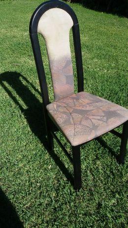 2 cadeiras art decô