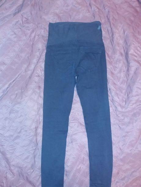 Spodnie ciązowe róż.38.