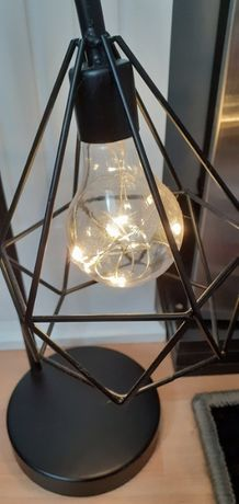 Lampa stołowa vintage loft retro nowa