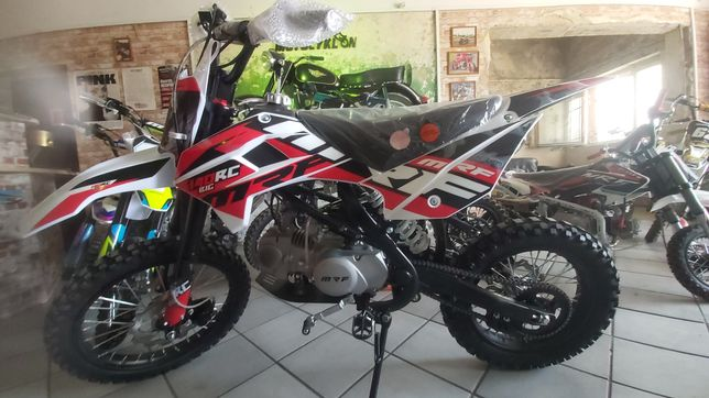 Mini Cross Pitbike MRF 140 Big Dealer Motopark Gniezno
