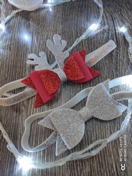 Продам повязочки новогодние