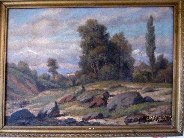 Две картины Михаила Ваннаха 1956