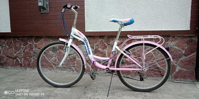 велосипед дівочий