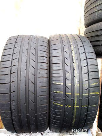 245/40zR20 Kumho / Pirelli Michelin лето б/у шины с Германии