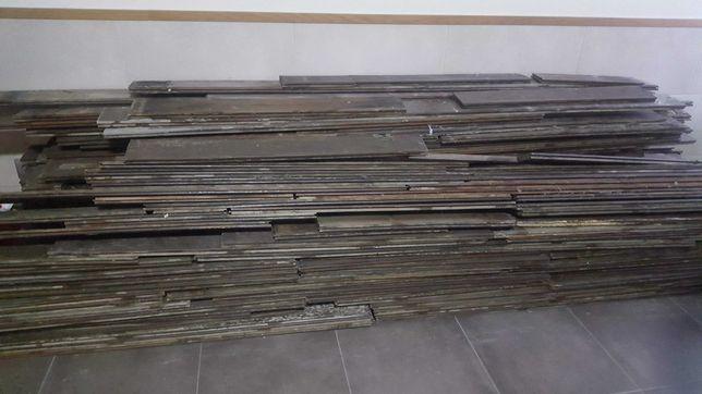 Deck madeira usado