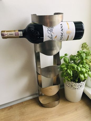 Stojak/wieszak na wino IKEA