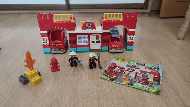 Lego Duplo 10593 пожежне депо