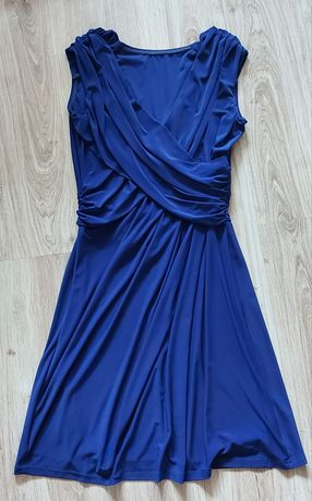 Sukienka może być ciążowa elegancka dzianina 38/40/42 M/L