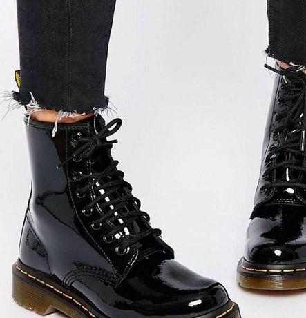 Детские ботинки Dr.Martens Delaney Zip Boot - Junior(30р)оригинал