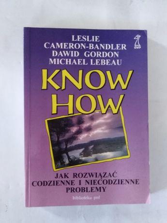 """""""Know How-rozwiązywanie trudnych problemów,""""L.Cameron-Bandler"""