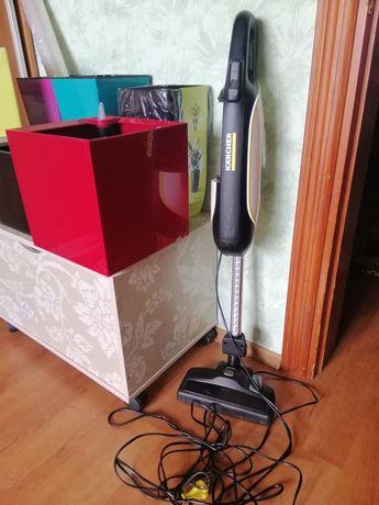 Пылесос швабра с контейнером для пыли  KARCHER VC 5 Premium