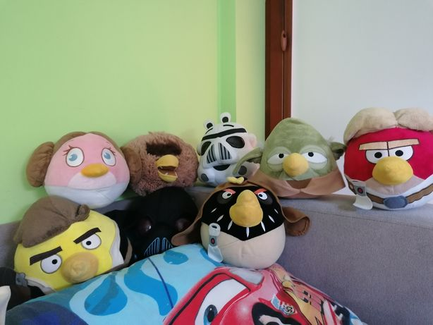 Maskotki angry birds Star Wars
