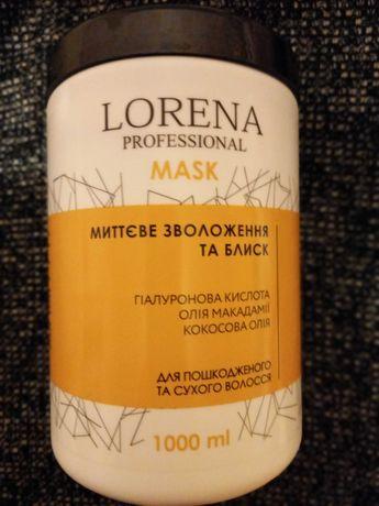 Маска для волос Lorena professional