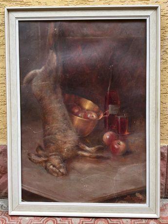 «Охотничий трофей».Шандор Береги