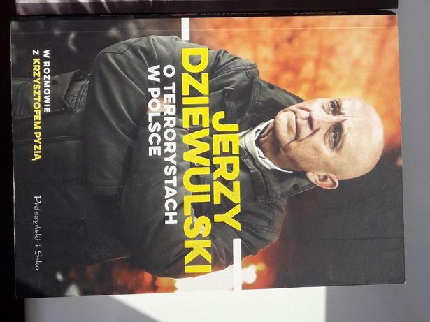 Sprzedam książkę Jerzy Drzewulski o terrorystach w Polsce