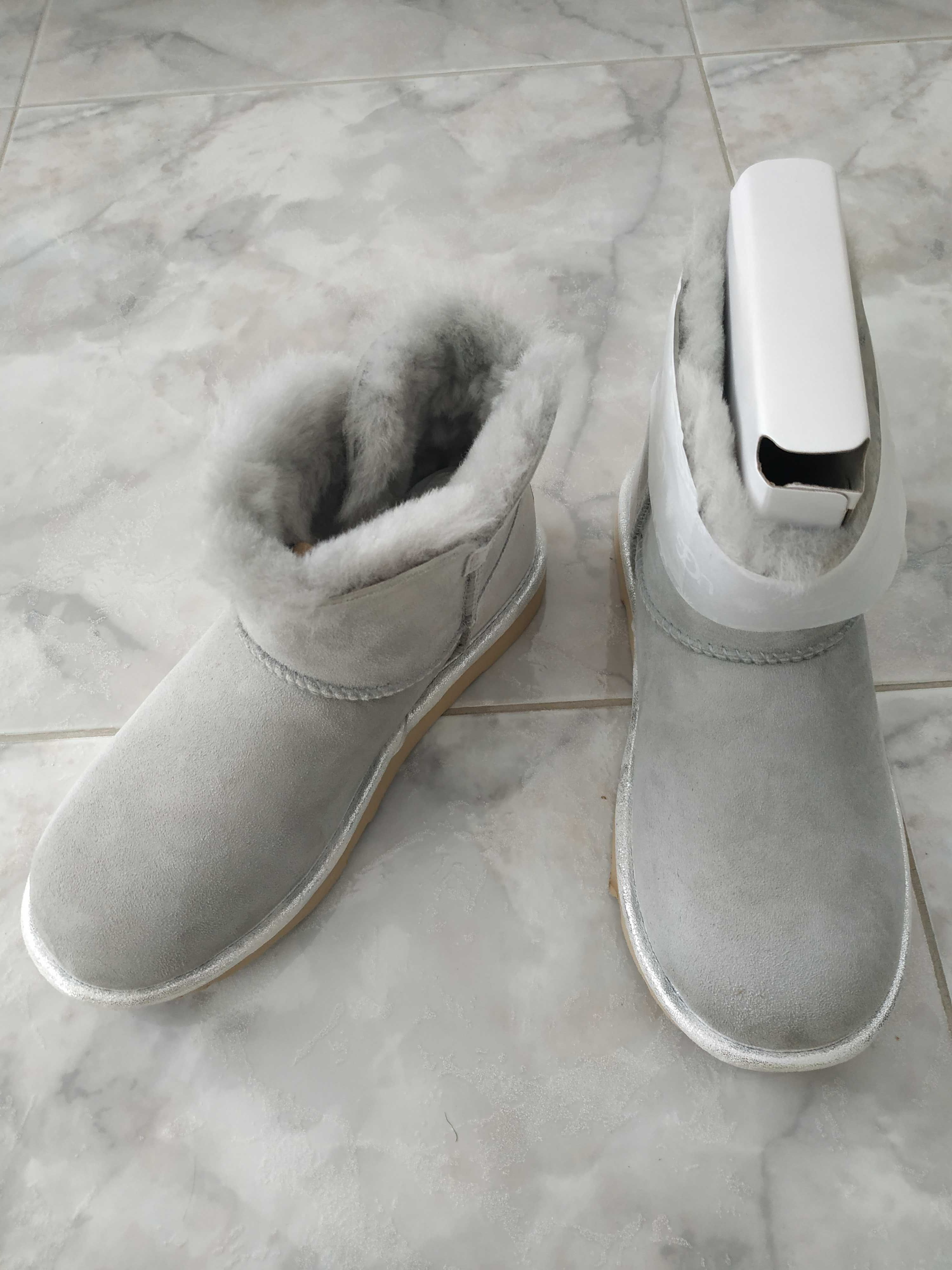 Зимние сапожки Ugg, размер 37, стелька 23.5 см ,оригинал.