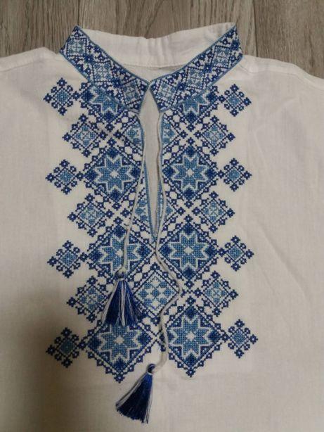 Вишита сорочка на ріст 152-158