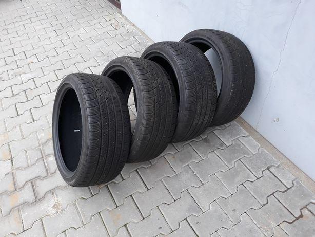 Opony Zimowe 225/40R18 Jak NOWE Michelin Pirelli Hankook Bridgestone