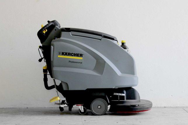 Aspiradora/lavadora Karcher  (NOVA - 1 hora de uso)