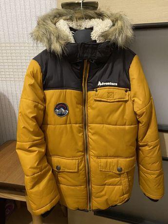 Зимняч Курточка для мальчика 128 р.