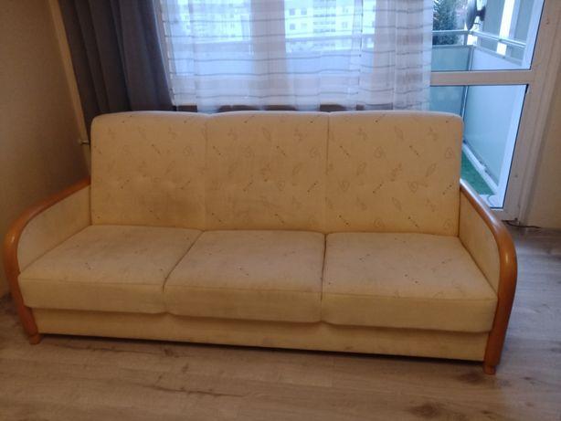 Wersalka kanapa plus 2 fotele Unimebel