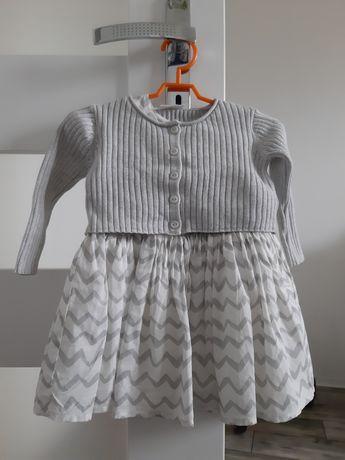 Sukienka next r.74