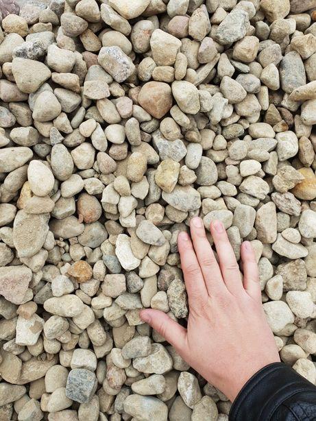 Otoczak kamień żwir 16-32 na drenaż oczyszczalnie